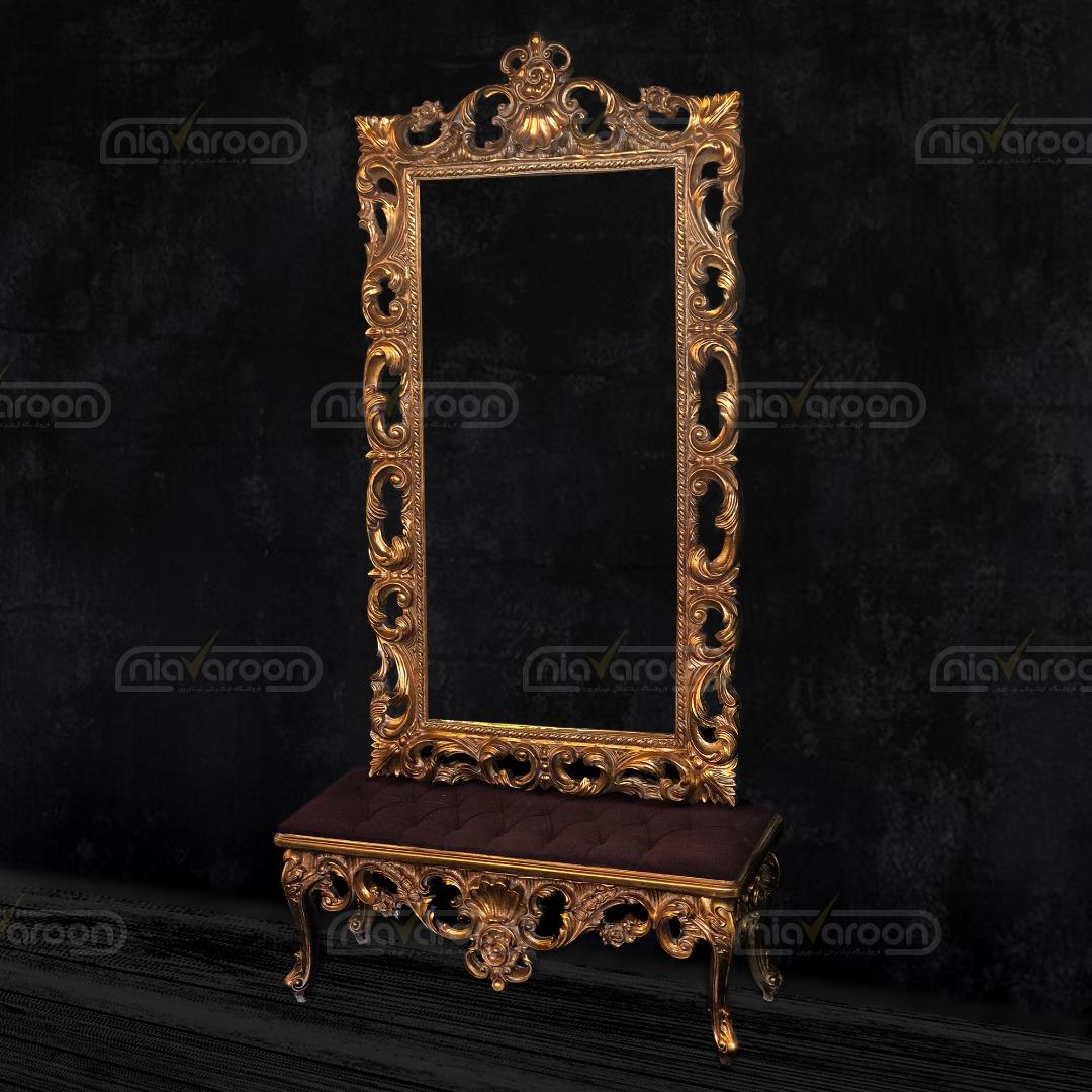 آینه کنسول درباری