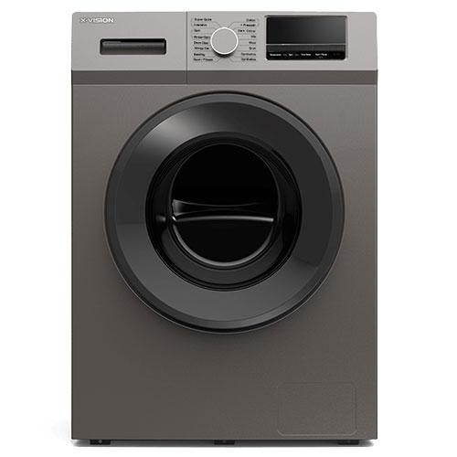 ماشین لباسشویی 7 کیلویی ایکس ویژن مدلXTW-720 سیلور