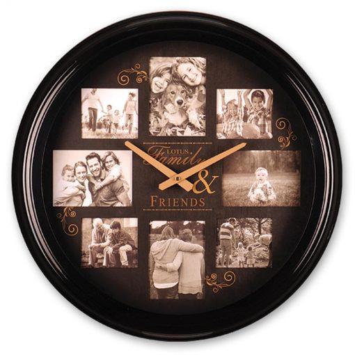 ساعت دیواری فلزی LOTUS مدل ۱۷۰۰A