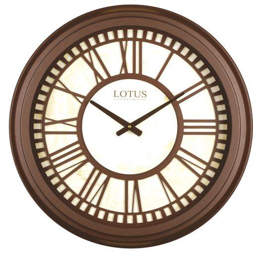 ساعت دیواری فلزی مدل CORNADO کد ۱۶۰۱۸