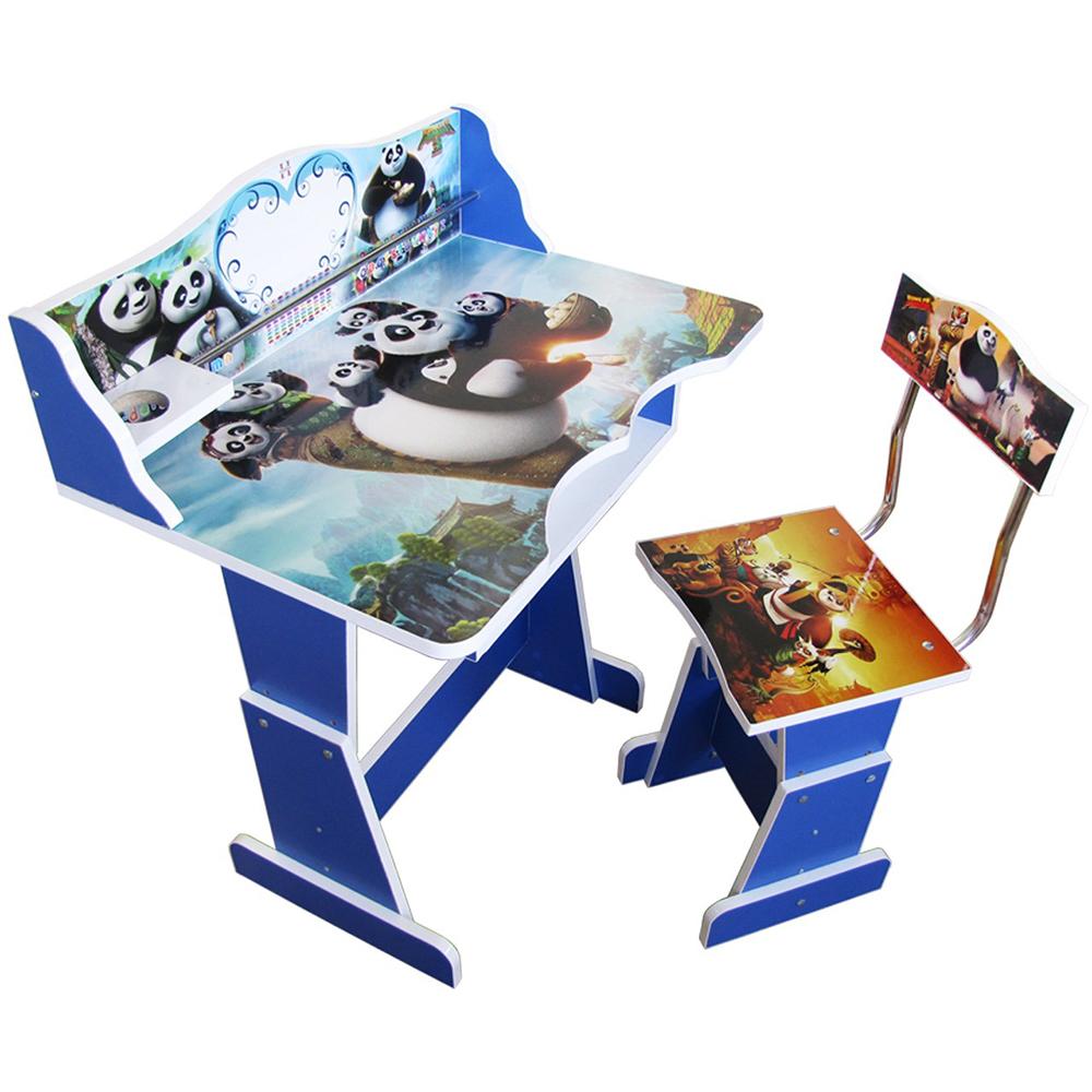 میز و صندلی تحریر کودک طرح پاندا مدل T PANDA