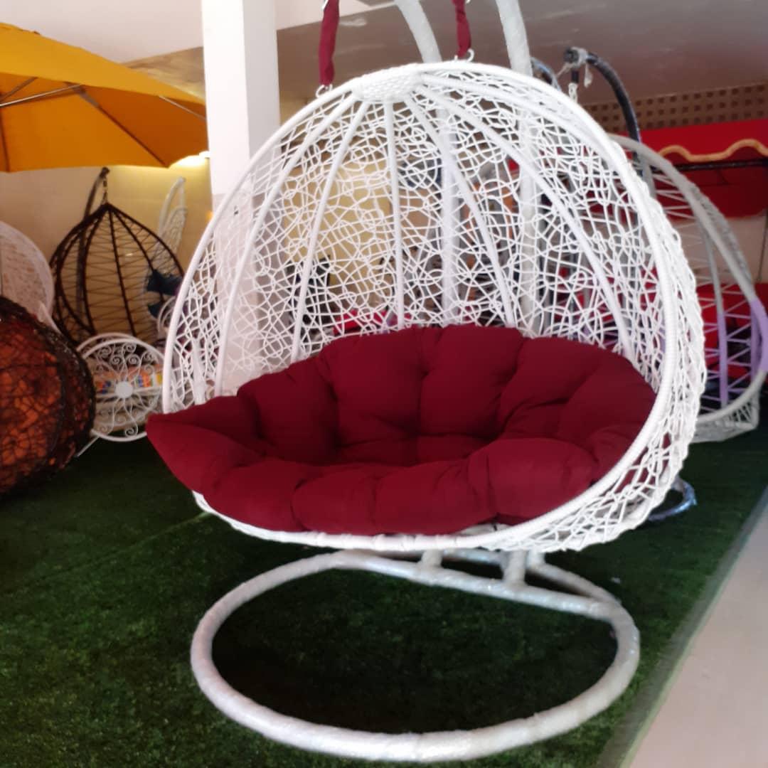 صندلی طرح تاب مدل rilaxi کد3 دونفره