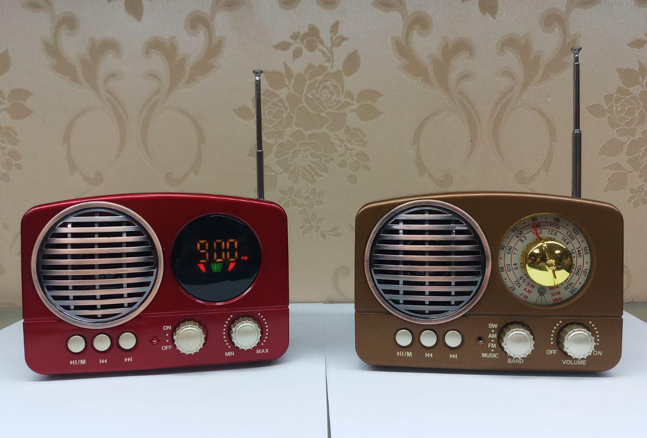 رادیو شارژی