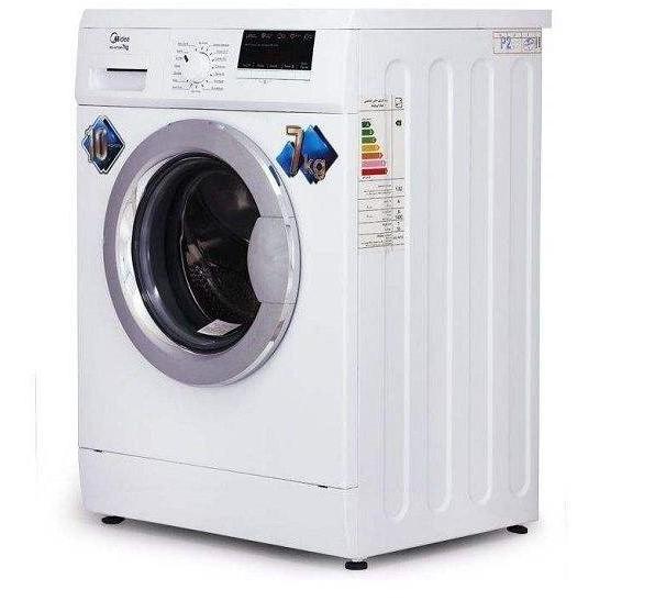 ماشین لباسشویی میدیا مدل WU-24703 ظرفیت 7 کیلوگرم
