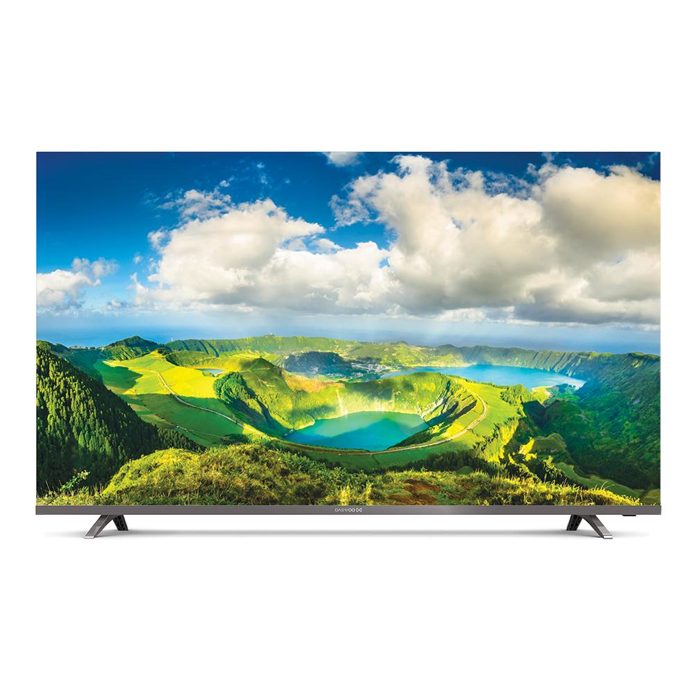 تلویزیون اسمارت یو اچ دی 55 اینچ دوو مدل DSL-55K5310U نوک مدادی