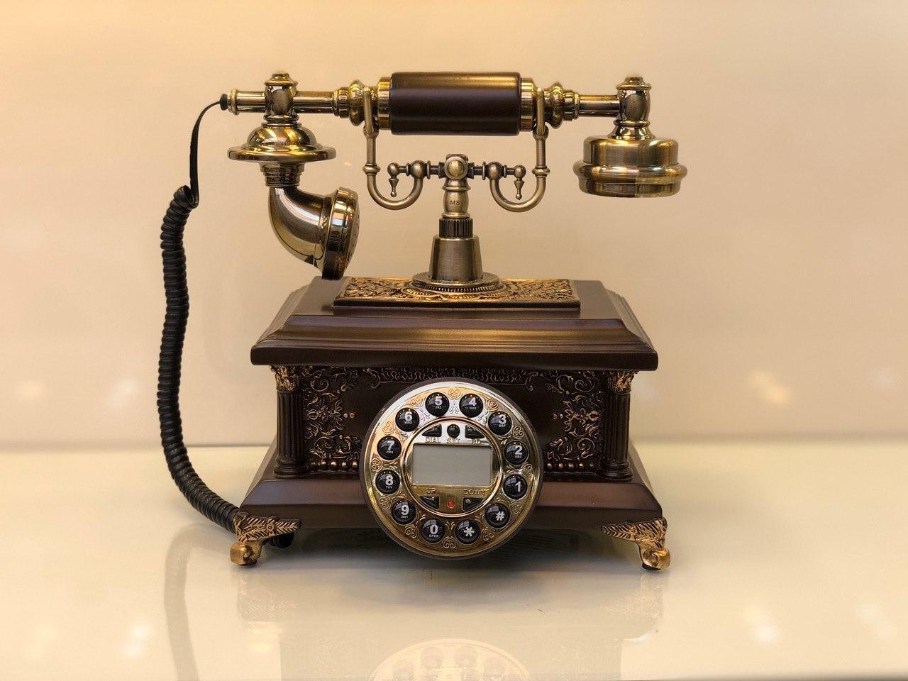 تلفن کلاسیک مدل آرنوس 017