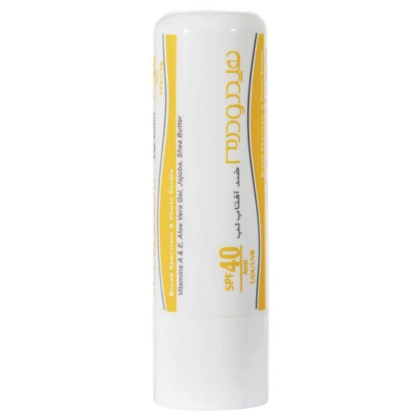بالم ضد آفتاب لب هیدرودرم SPF40