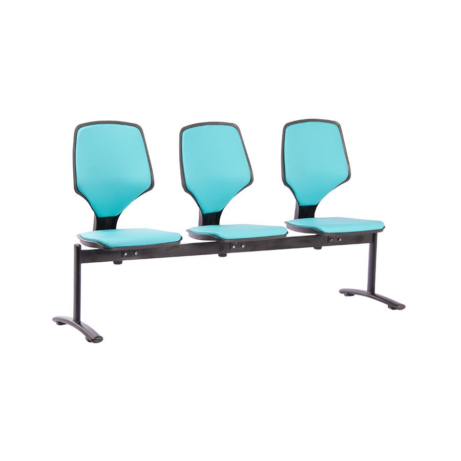 صندلی انتظار سه نفره مدل W25p3x