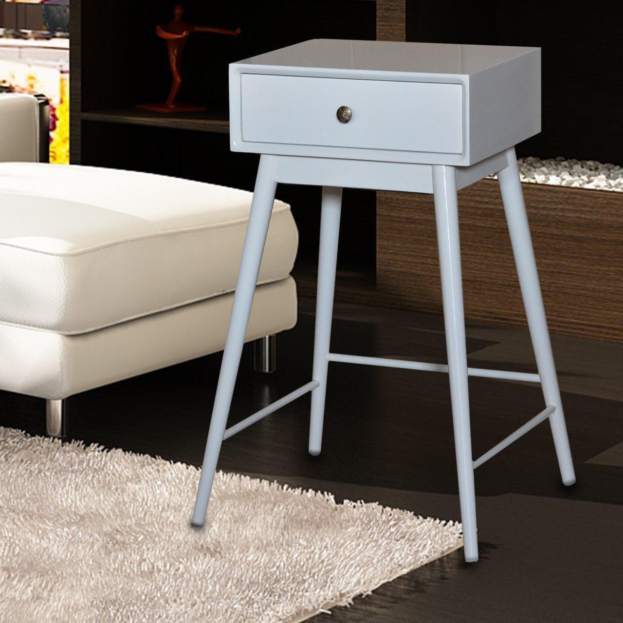 میز تک کشو مدل 105
