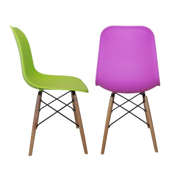 صندلی پایه فلزی طرح ارین مدل SH102
