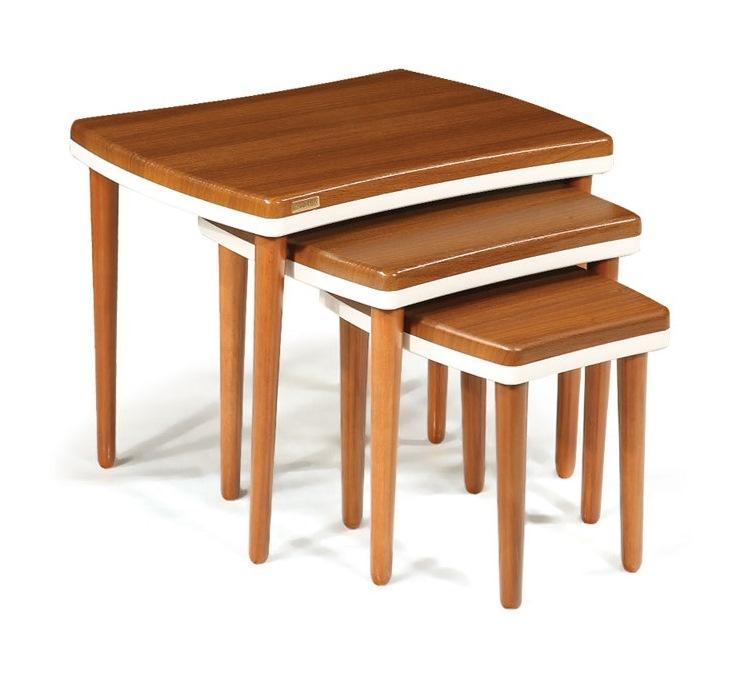 میز عسلی 3تیکه