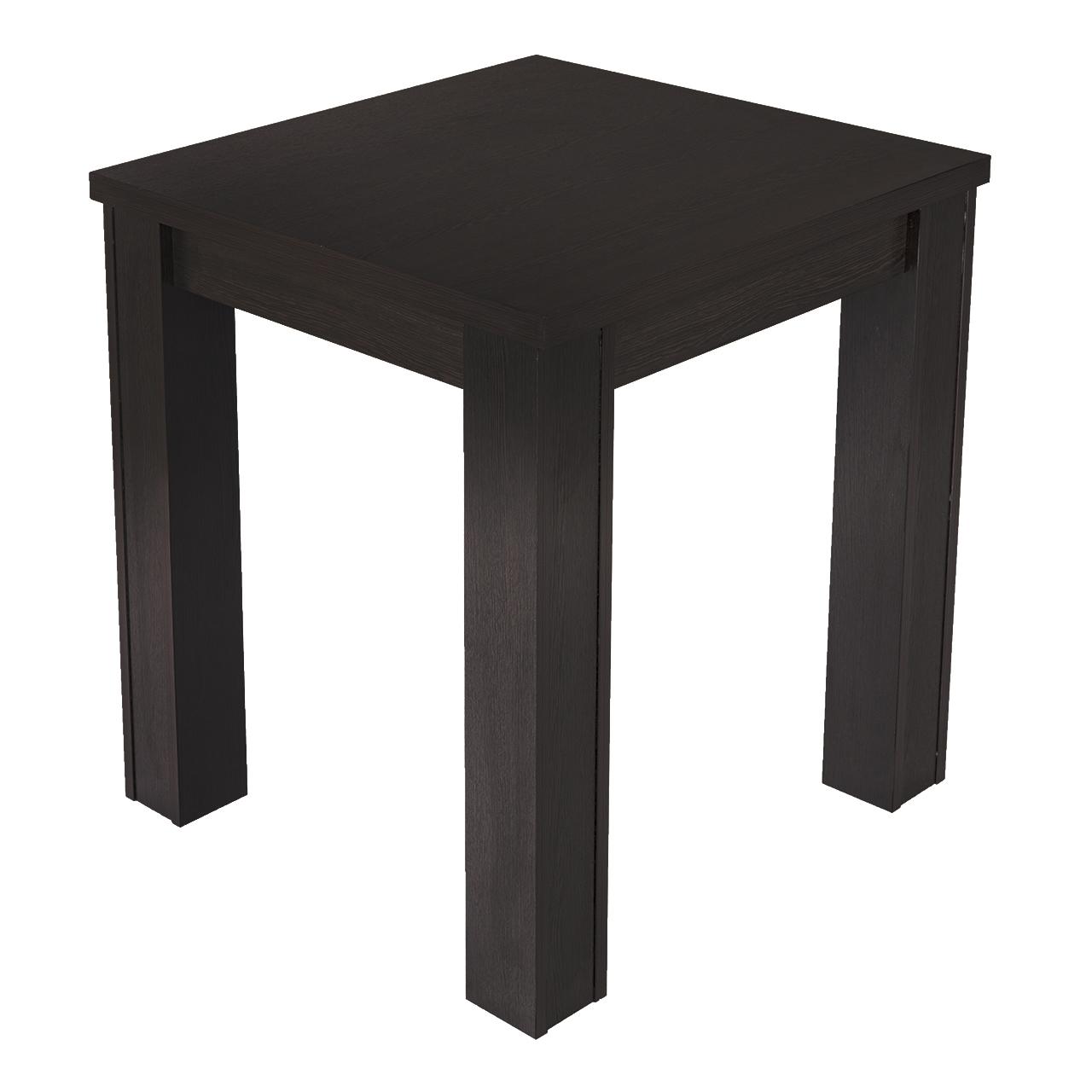 میز ناهار خوری مدل میگون-قهوه ای 65*65