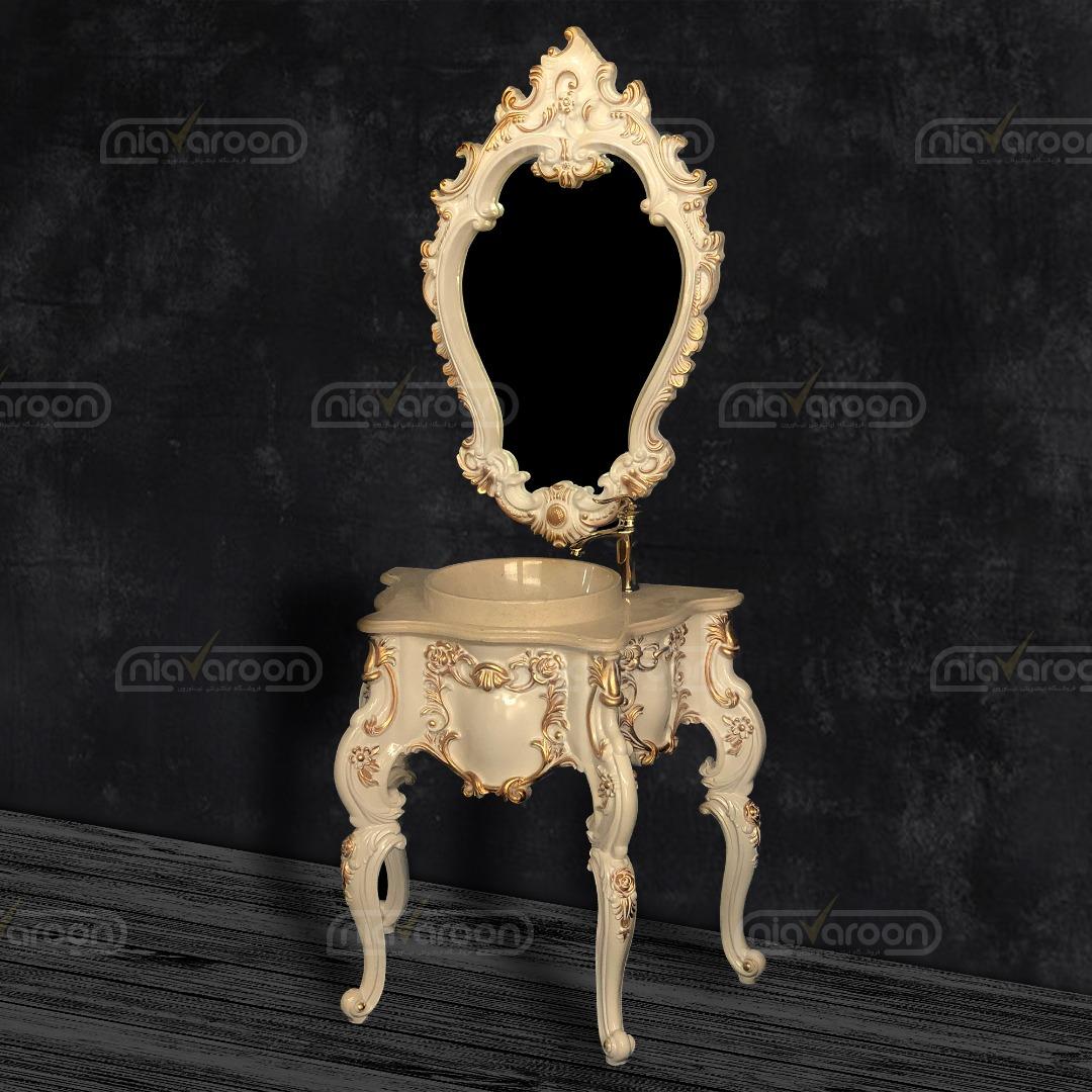 آینه کنسول زیبا