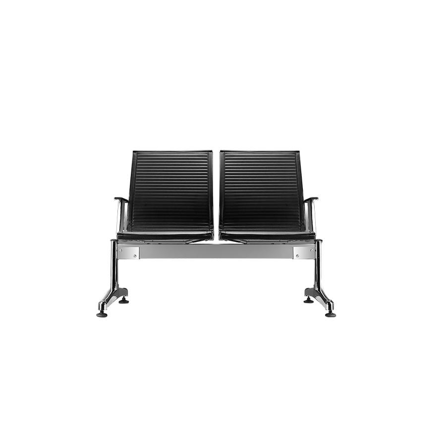 صندلی لمسه ای انتظار دونفره مدل W11p2