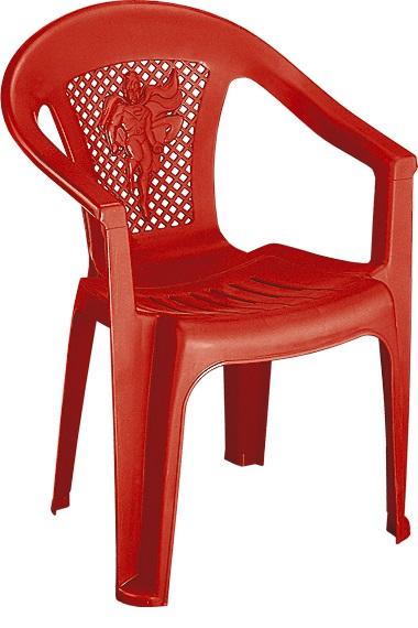 صندلی کودک سوپرمن پلاستیکی مدل 790
