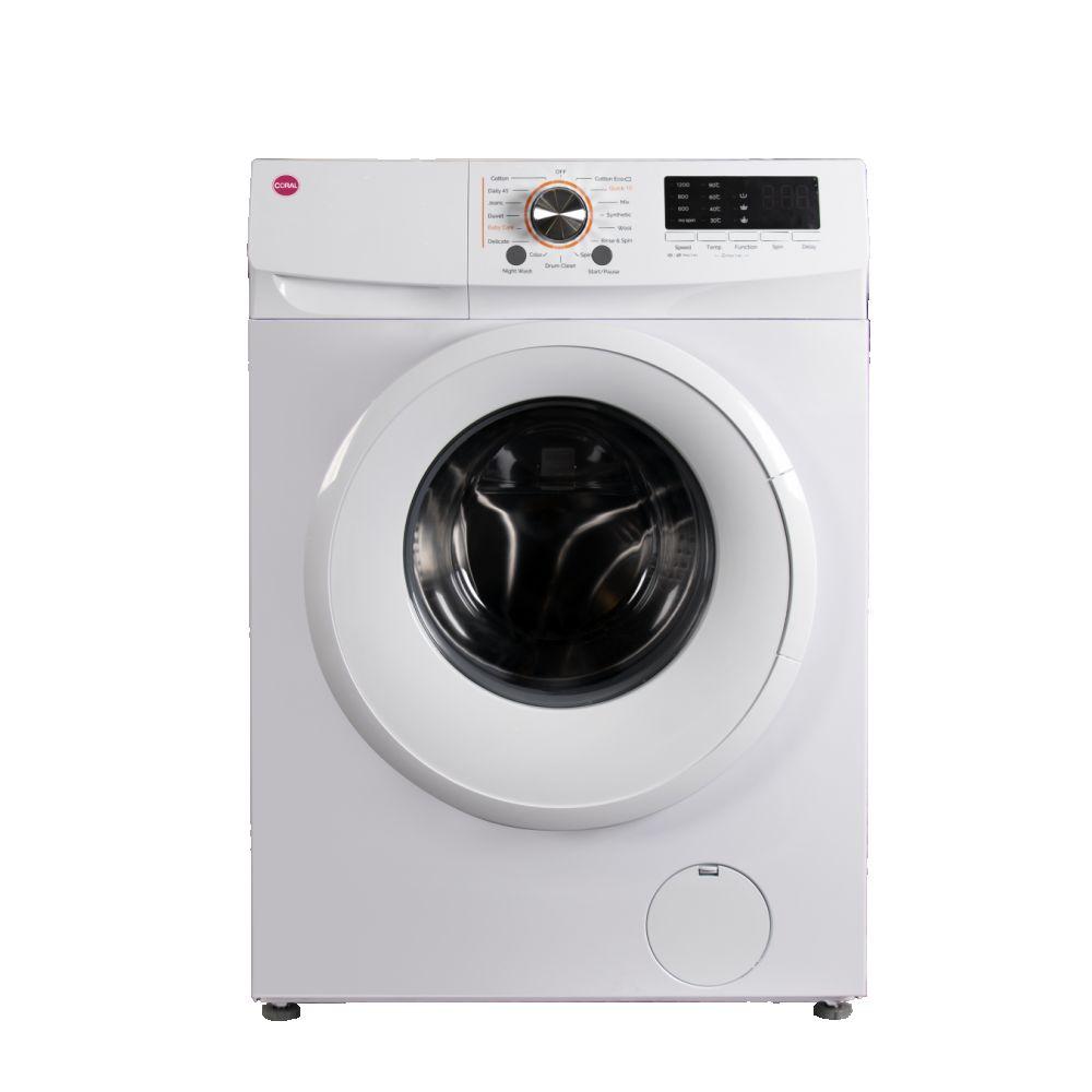 ماشین لباسشویی 7 کیلویی کرال مدل TFW-27203W