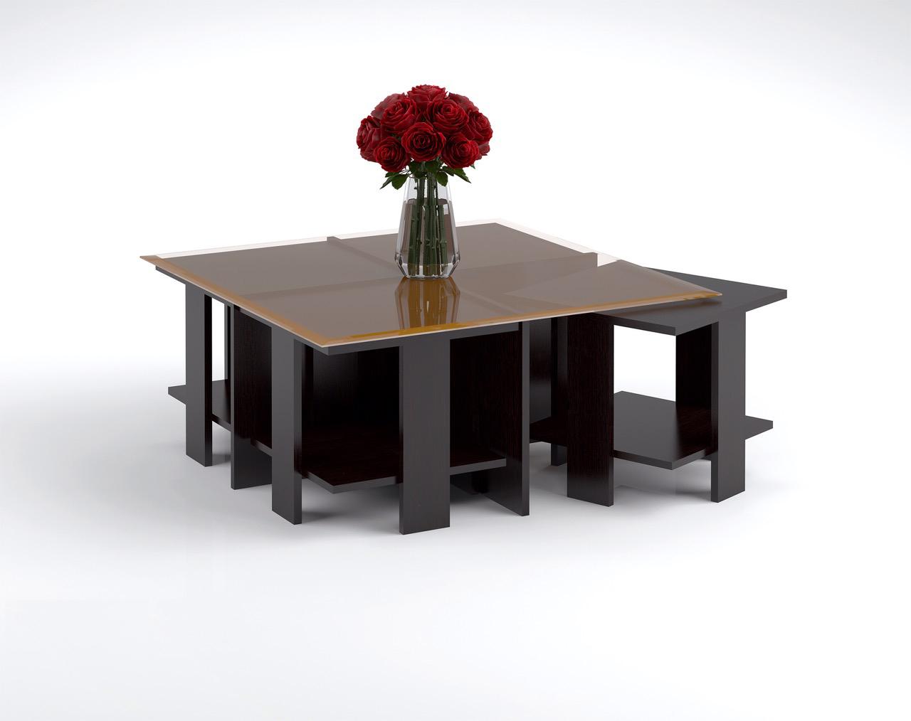 میز جلو مبلی مدل چهارسوق