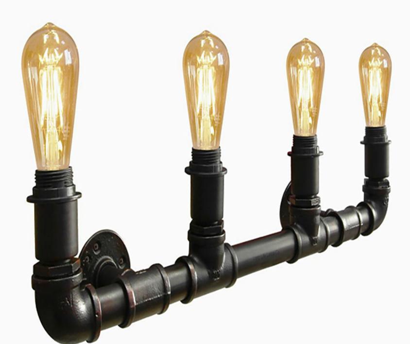چراغ دیواری اِژین کد D119