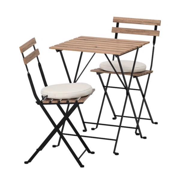 ست میز و صندلی تاشو مدل تارنو ایکیا
