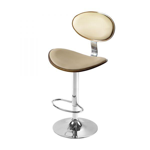 صندلی اپن طرح دو تیکه با فرم چوبی مدل BH280