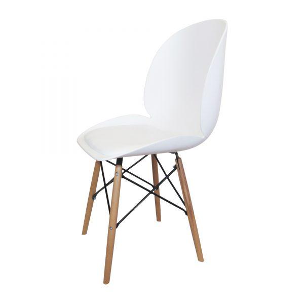 صندلی پایه کوتاه ایفلی طرح رویا مدل SH103W