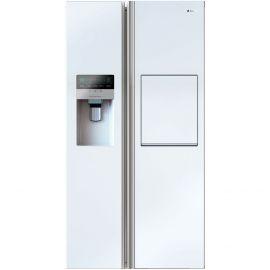 یخچال فریز سفید متالیک SBS هایپر اسنوا S8-2352GW