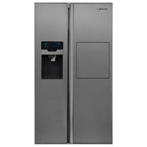 یخچال فریز طرح استیل SBS هایپر اسنوا S8-2322SS