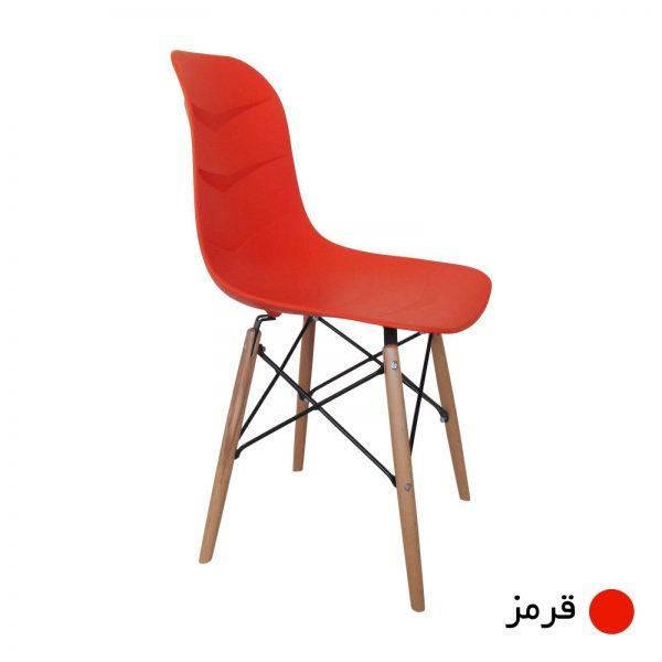 صندلی پایه کوتاه ایفلی طرح السا مدل SH101W