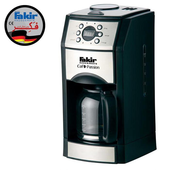 قهوه سازفَکِرمدل Caffee Passion