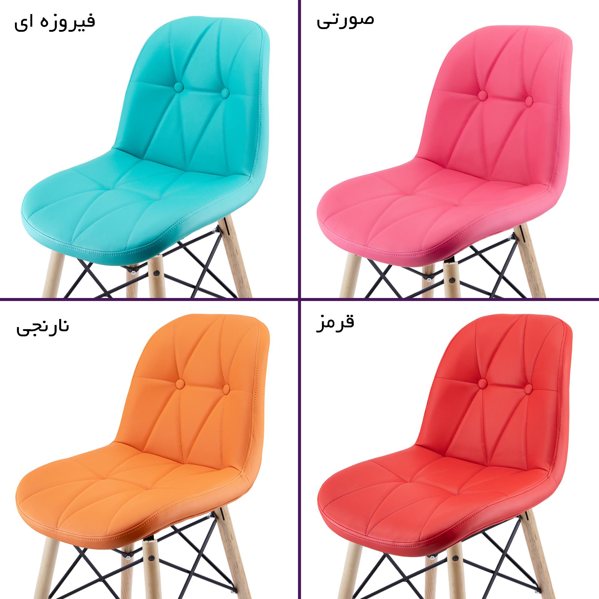صندلی پایه بلند لمسه ای (چهارپایه) مدل SH840WL
