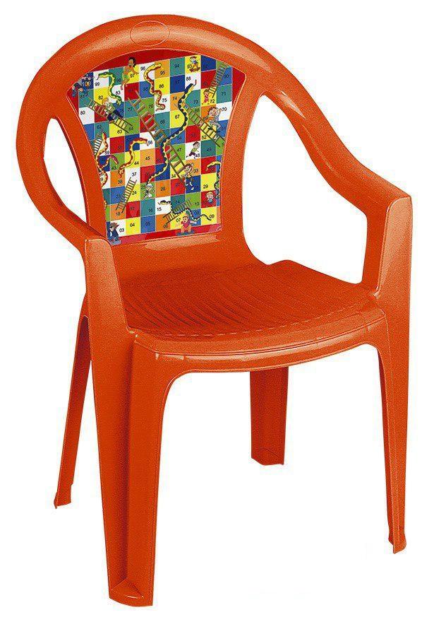 صندلی کودک عکس دار پلاستیکی مدل 900