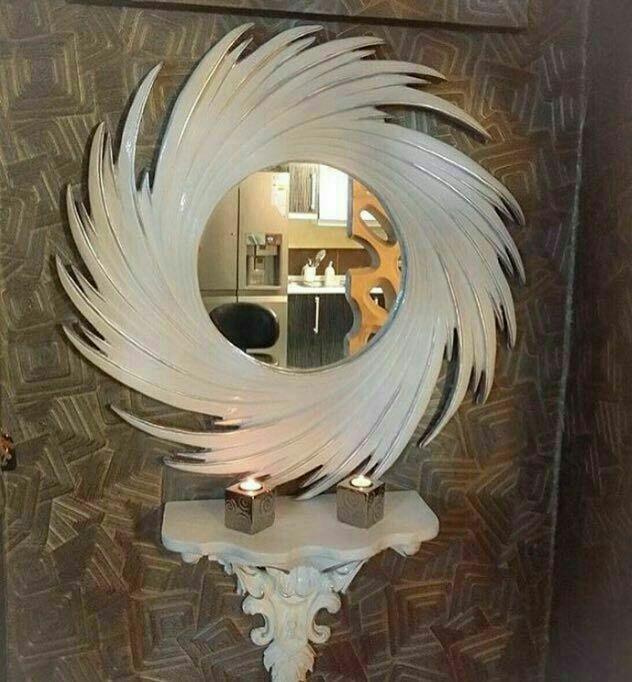 آینه کنسول استار