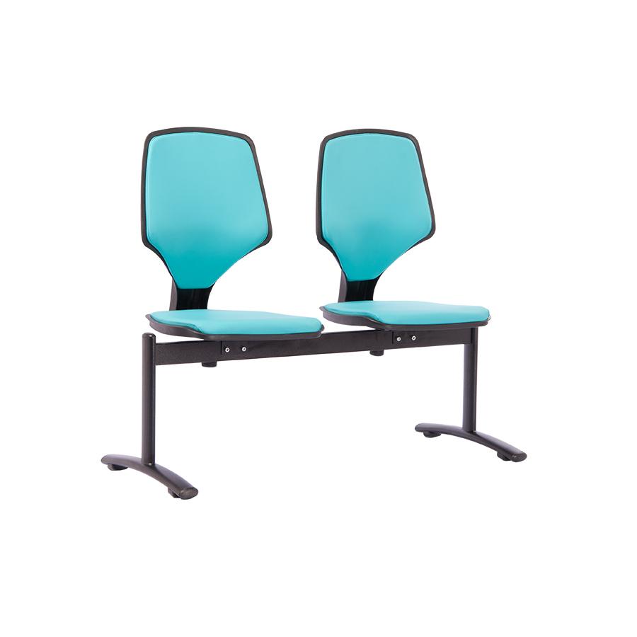 صندلی اتتظار دو نفره مدل W25p2x