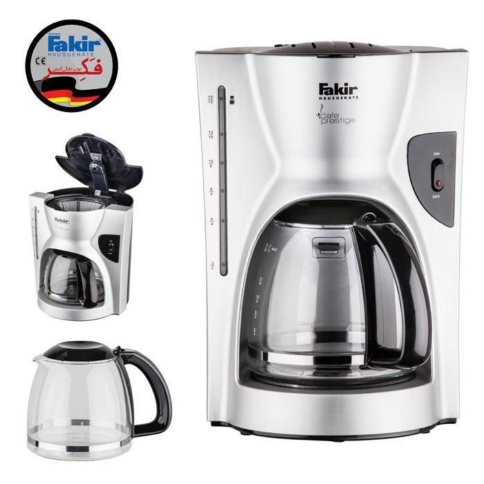 قهوه ساز فَکِر مدل Cofee Prestige