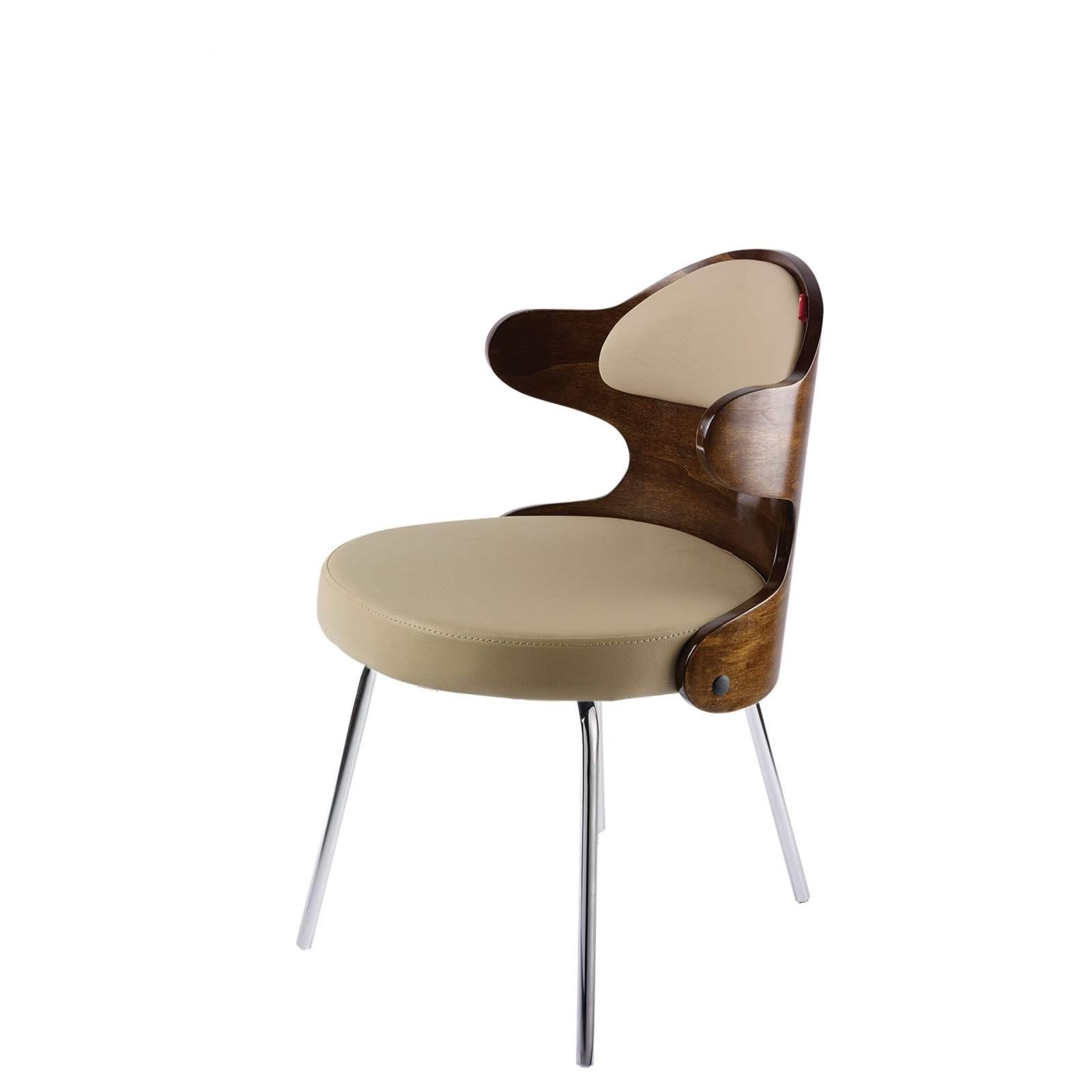 صندلی پایه فلزی (چهار پایه) مدل SH360