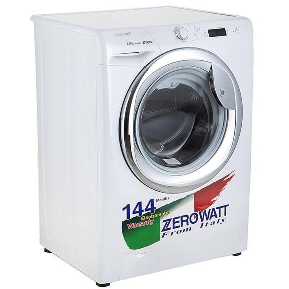 ماشین لباسشویی زیرووات مدل OZ1285 ظرفیت 8.5 کیلوگرم