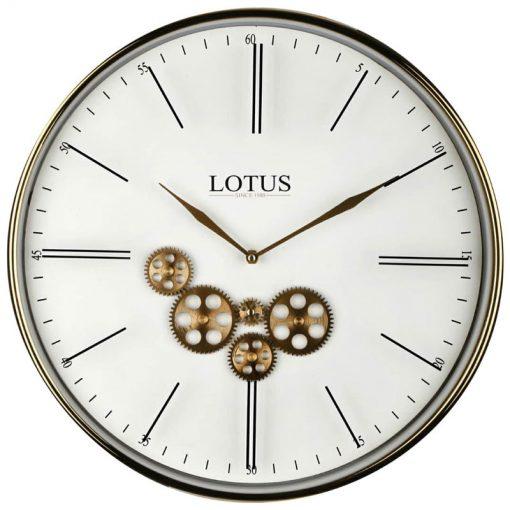ساعت دیواری چرخ دنده ای مدل WESTON کد GC-300310