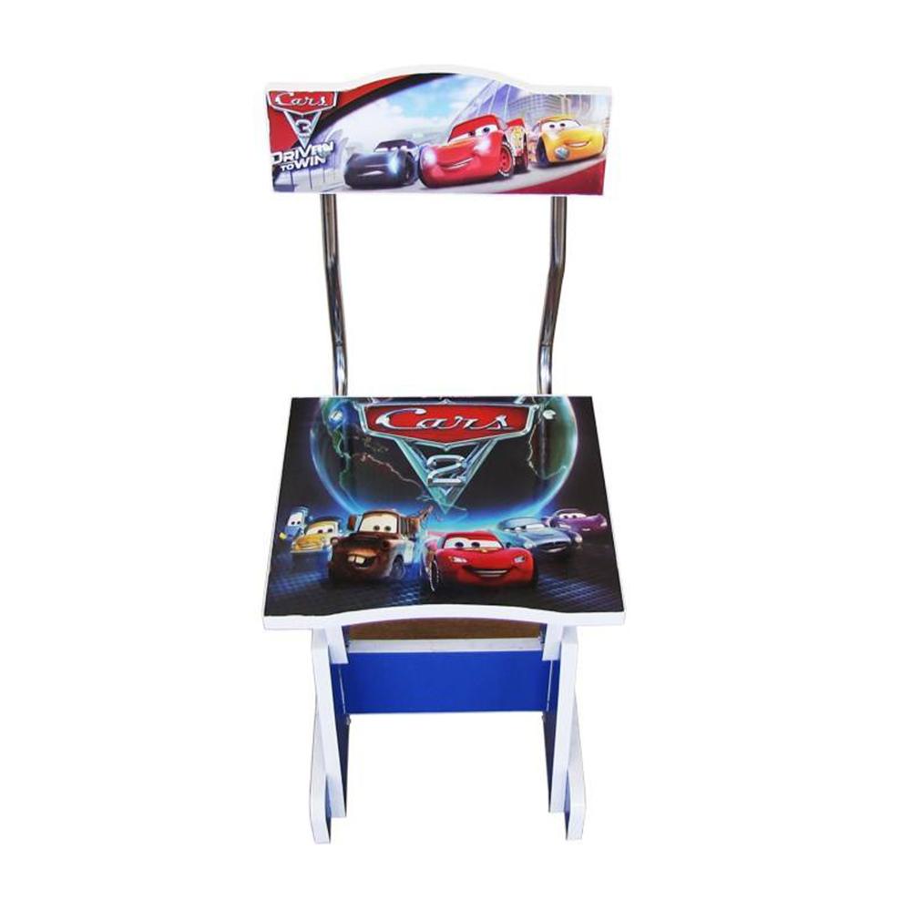 میز و صندلی تحریر کودک طرح ماشین مدل T MASHIN