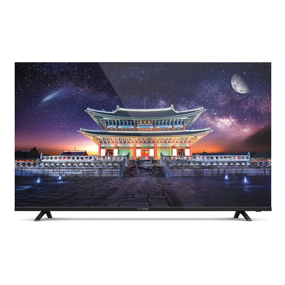 تلویزیون اسمارت 43 اینچ دوو مدل DSL-43K5411 مشکی